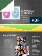 Sexualidad en La Juventud