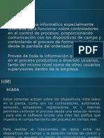 HMI Automatización (Inferface Hombre Maquina)