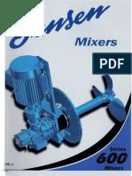 JENSEN Mixers