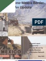 Lawless AZ Mexico Border