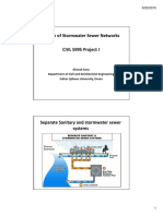 Design Stormwater Network Handout