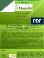 Educacion Ambiental..