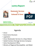 Oman Wastewater Services