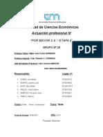 Informe General Del Sindico