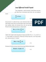Persamaan Differensial Variabel Terpisah.pdf