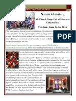 Newsletter - June 2016