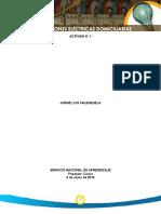ACTIVIDAD 1 Instalaciones Electricas Docmiciliarias