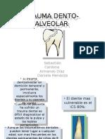 Trauma Dento Alveolar