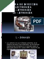 Sistema de Inyeccion Electronica
