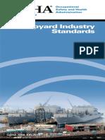 OSHA Shipyard Industry