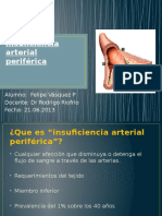 Insuficiencia Arterial Periférica