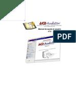 Manual de Usuario ACD Auditor