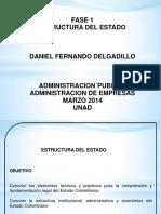 Fase Uno Administracion Publica Del Grupo de Ximena