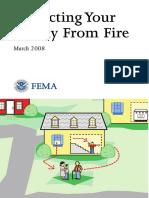 fema and fire