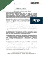 08/06/16 Lleva Díaz Brown Jornada Comunitaria de Programas Sociales a Sonoyta Unen esfuerzos gobiernos federal y estatal -C.061631
