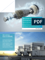 Gas Turbines Siemens Interactive