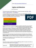 Bonita Documentation - Bonita Bpm Engine Architecture - 2013-12-31