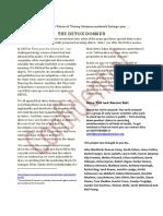 Detox-Dossier - 18 Pag.