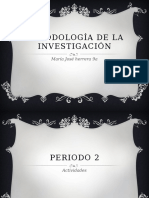 Metodologia de La Investigacion Final Periodo 2