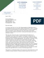 Beale Response to Holder