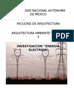 Ambiente II Energia Electrica Saul