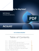 Are You Ready For Big Data