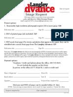 Langley Advance Photo Order Fillable PDF09