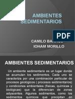 AMBIENTES SEDIMENTARIOS[1]