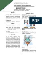 Formato de Informe Act