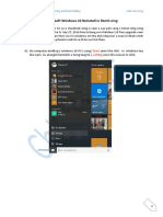 MS Windows 10 Reinstalling and Repairing