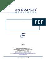 Catalogo de Cursos CONSAPER 2106