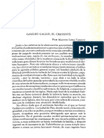 Galileo Galilei articulo
