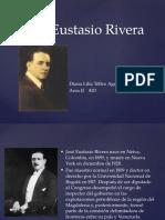 Jose Eustasio Rivera