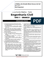 Prova Eng.civil