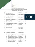 Direct Selling Association 0912 Boardbook