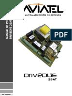 Manual Drivedue 2Bat