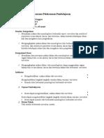 RPP Writing Materi Pokok Narrative Text
