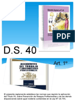 D.S. 40 CON IMAGENES