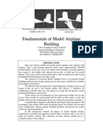 Fundamentals of Model Airplane Building Part 2