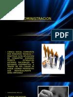 ADMINISTRACION -1-