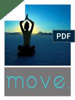 senior capstone campiagn- move pilates and yoga