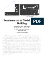 Fundamentals of Model Airplane Building Part 6