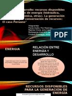 Energía y Desarrollo EXPOSICION