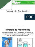 Clase 5. Principio  Arquimedes (2016-1).pdf