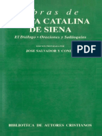 Obras de Santa Catalina de Siena