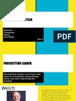 6 leadership styles