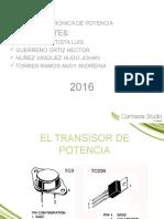 Transistor de Potencia