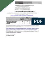 PUBLICACIÓN FINAL CAS N° 014-2016