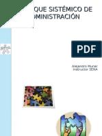 ENFOQUE SISTÉMICO DE LA ADMINISTRACIÓN.ppt