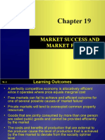 Market Success and Market Failure